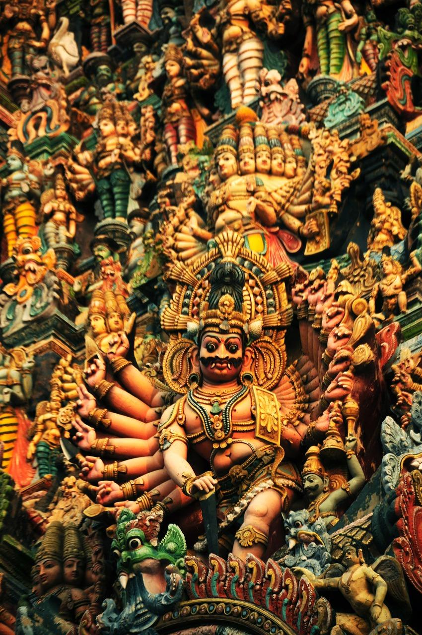 Spiritual Road Trip in Tamilnadu
