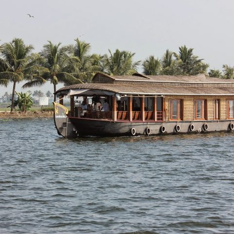 Alappuzha is an important tourist destination in India.