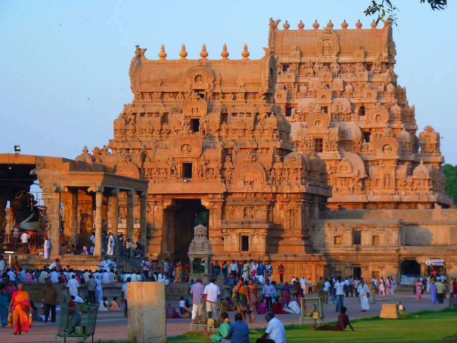 famous temples in south india