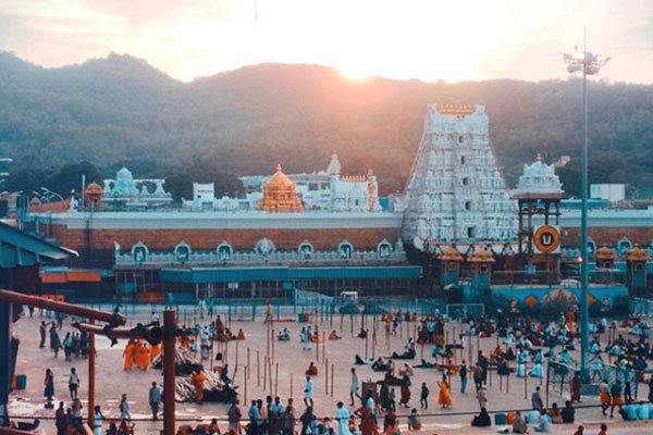 Tirupati Tirumala Devasthanam is the richest and one of the most revered shrines in India.